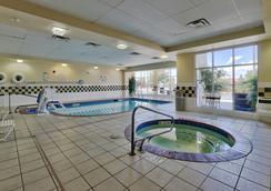 Hilton Garden Inn Albuquerque/Journal Center - Albuquerque - Pool