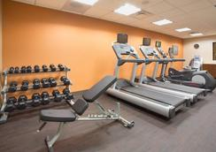 Comfort Suites - Moab - Gym