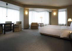 Hyatt Regency Osaka - Osaka - Bedroom