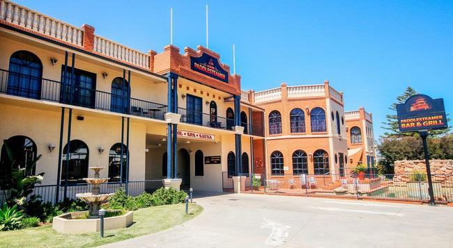 Albury Paddlesteamer Motel - Albury - Building