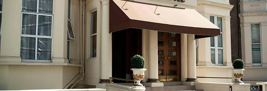Lord Jim Hotel - London - Building
