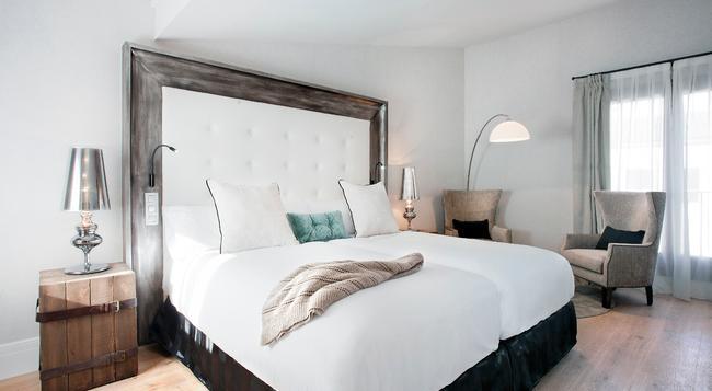 Boutique Hotel Posada Terra Santa - Palma de Mallorca - Bedroom