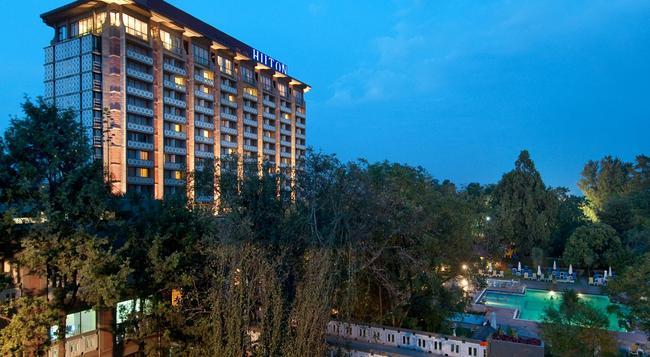 Hilton Addis Ababa - Addis Ababa - Building