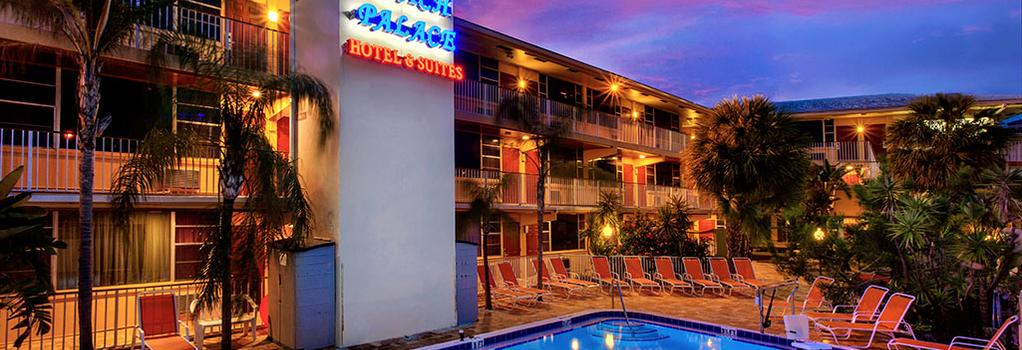 Ocean Beach Palace Hotel and Suites - Fort Lauderdale - Building