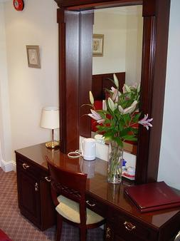 St George Hotel - London - Living room