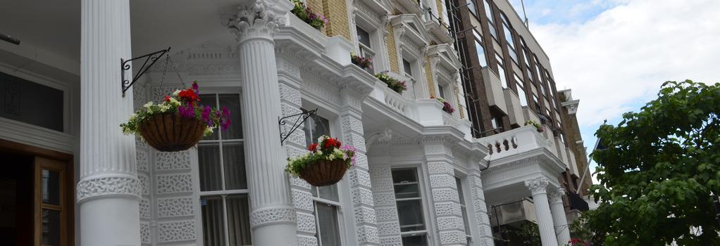 1 Lexham Gardens - London - Building