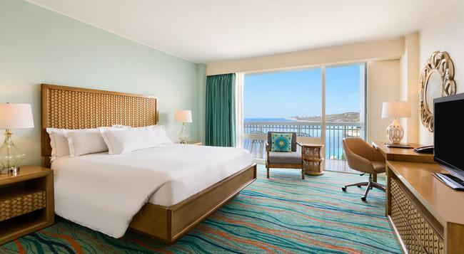 Hilton Curacao - Willemstad - Bedroom