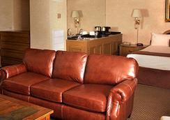 Four Queens Hotel and Casino - Las Vegas - Bedroom