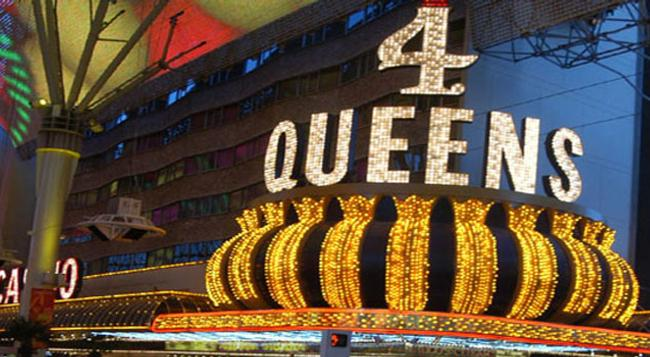 Four Queens Hotel and Casino - Las Vegas - Building