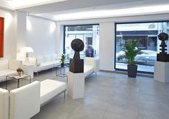 Hotel Simoncini - Luxembourg - Lobby