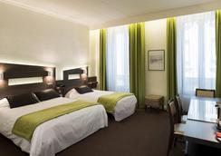 Hôtel La Résidence - Lyon - Bedroom