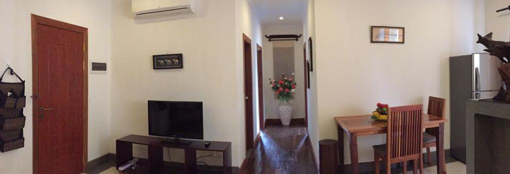 Siem Reap Residence - Siem Reap - Living room