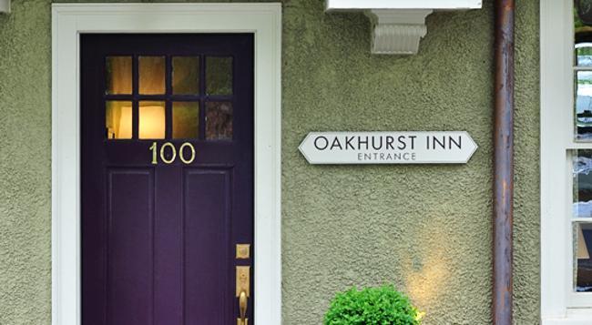 Oakhurst Inn - Charlottesville - Building
