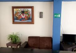 La Alegria Hotel - Playa del Carmen - Lobby