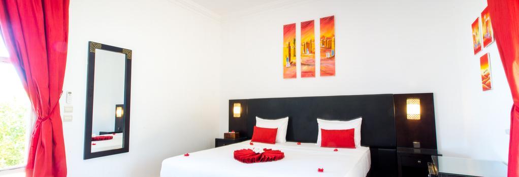 Domaine du Douar - Marrakesh - Bedroom