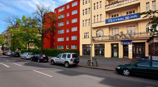 Central Inn am Hauptbahnhof - Berlin - Building