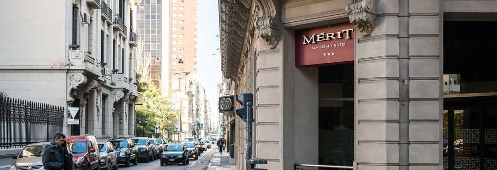 Mérit San Telmo - Buenos Aires - Building