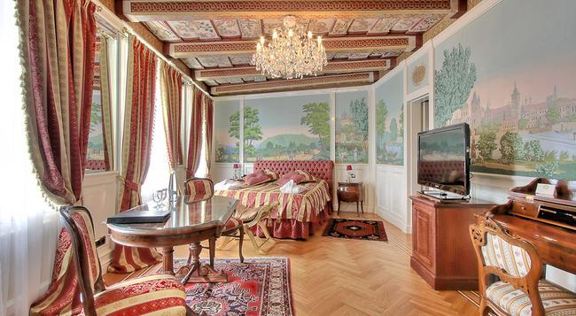 Alchymist Prague Castle Suites - Prague - Bedroom