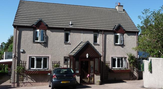 Grove Guest House - Oban - Building