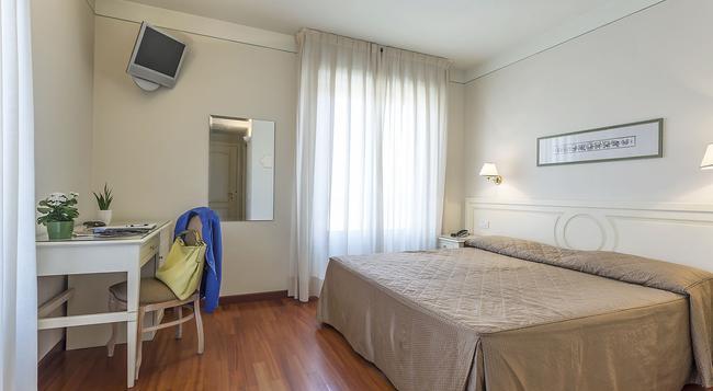 Grand Hotel Bonanno - Pisa - Bedroom