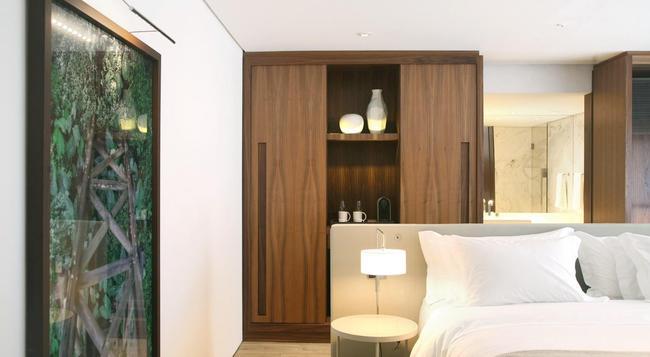 Nomaa Hotel - Curitiba - Bedroom