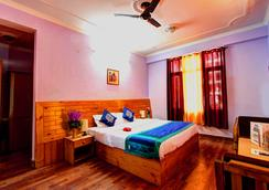 Hotel Ridge View - Manali - Bedroom