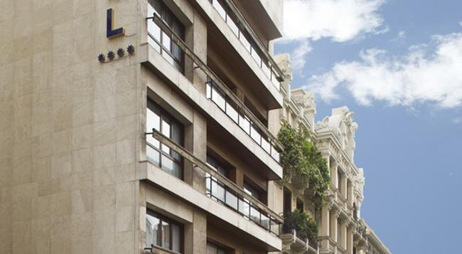 Hotel Serrano - Madrid - Building