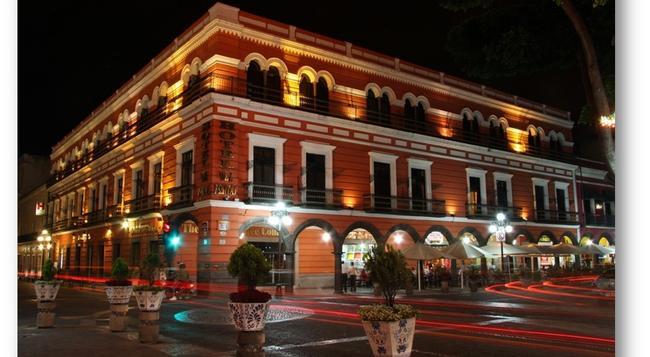 Hotel del Portal Puebla - Puebla - Building