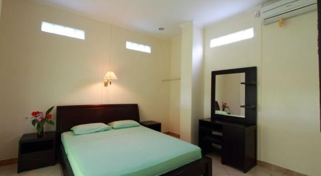 Citrus Tree B&B - Sulendra - Ubud - Bedroom