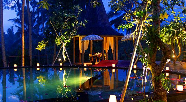Pandawas Villas - Ubud - Pool