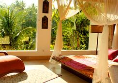 Pandawas Villas - Ubud - Bedroom