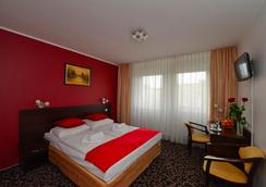 Hotel Atlas Berlin - Berlin - Bedroom
