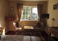 Slieve Bloom Manor Bed & Breakfast - Killarney - Bedroom