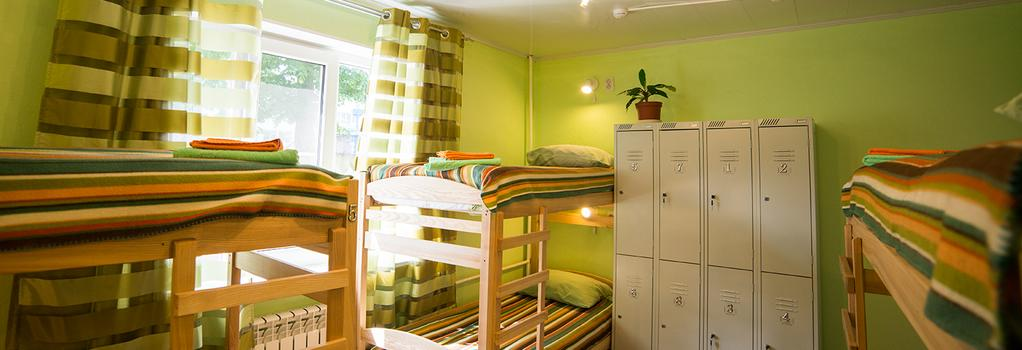 Koenig Home Hostel - Kaliningrad - Bedroom