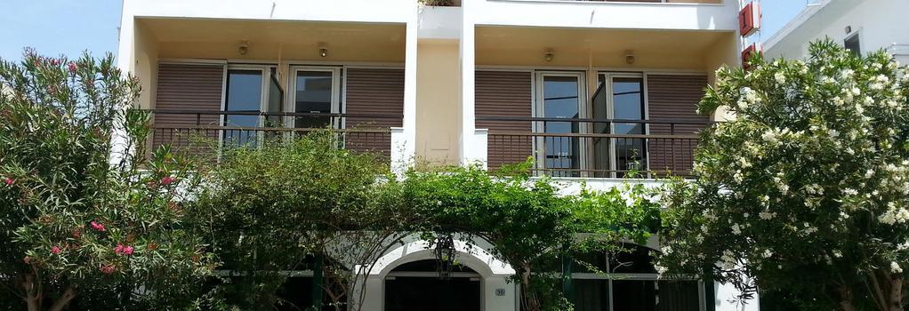 Karis Hotel - Kos - Building