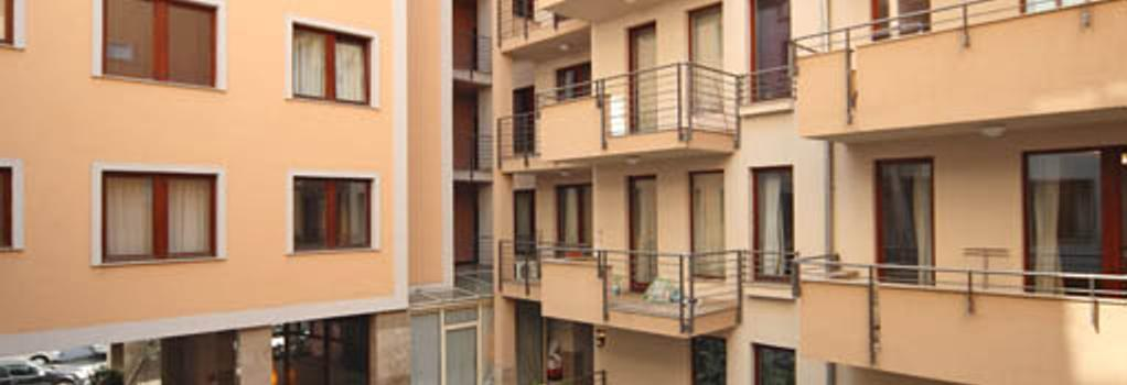 Opera Residence - Budapest - Building