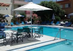 Dimitra & Evdokia Hotel - Chania (Crete) - Pool