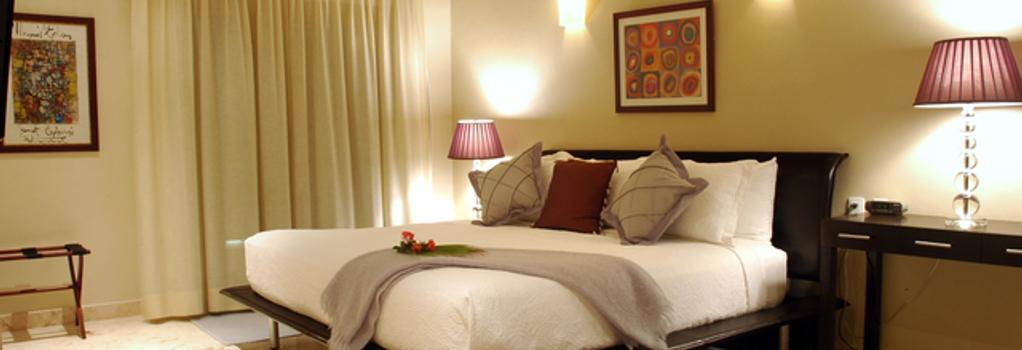 El Taj Oceanfront And Beachside Condo Hotel - Playa del Carmen - Bedroom