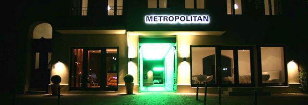Hotel Metropolitan - Berlin - Building