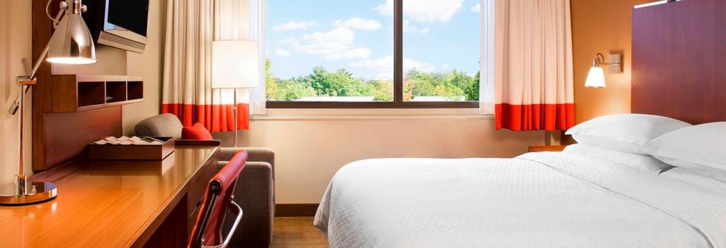 Four Points by Sheraton Williston - Williston - Bedroom