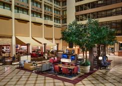 Houston Marriott Westchase - Houston - Lobby