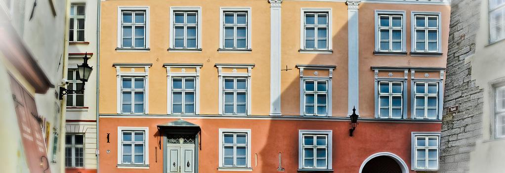 Gotthard Residence - Tallinn - Building