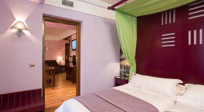 Suites Gran Via 44 Hotel - Granada - Building