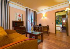 Suites Gran Via 44 - Granada - Bedroom