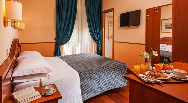 Hotel Piemonte - Rome - Bedroom