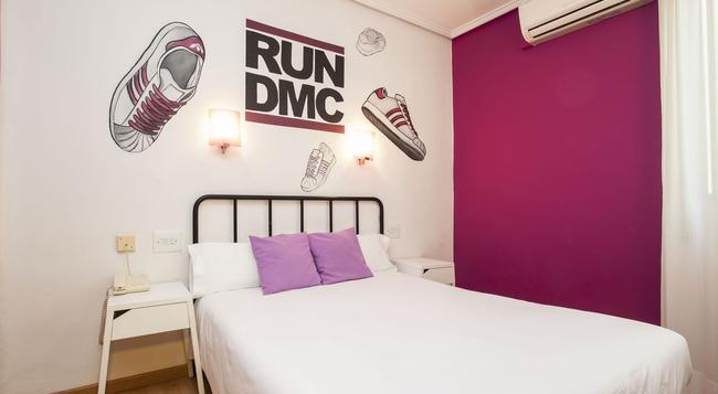 Casual Valencia de la Música - Valencia - Bedroom