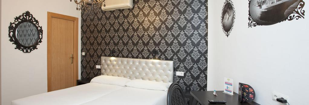 Casual Valencia Del Cine - Valencia - Bedroom
