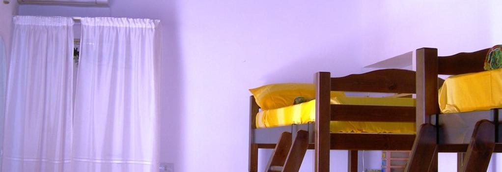 Vucciria Hostel - Palermo - Bedroom