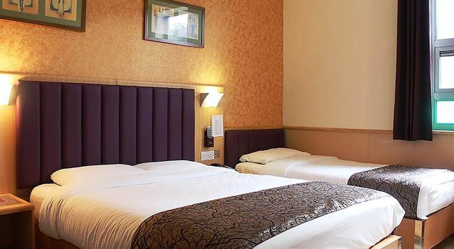 Eurotraveller Hotel Premier Tower Bridge - London - Bedroom