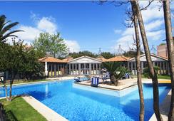 Mancini Park Hotel - Rome - Pool